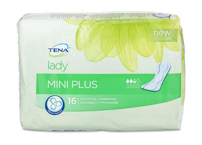 Tena Lady Mini Plus, 16 Uds