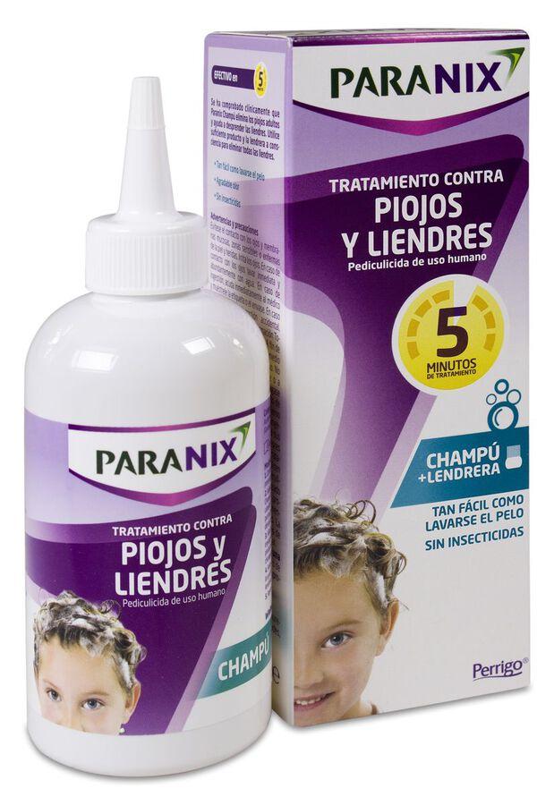 Paranix Champú, 150 ml
