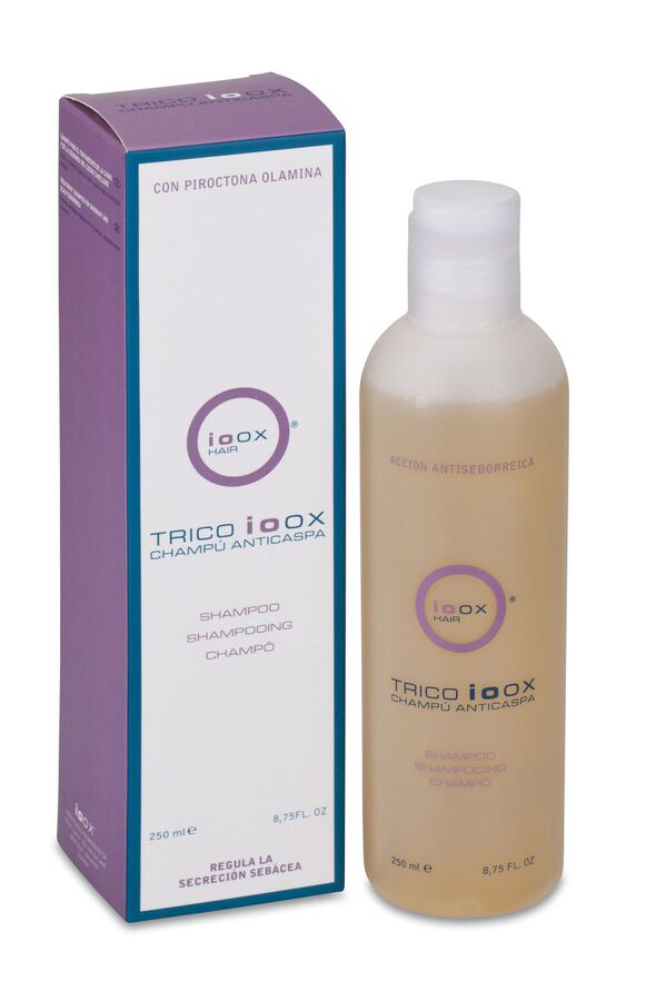 Ioox Tricoioox Champú Anticaspa, 250 ml