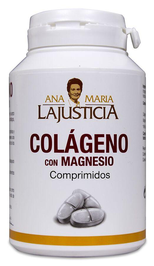 Ana María Lajusticia Colágeno con Magnesio, 180 Comprimidos