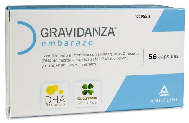 Gravidanza Embarazo, 56 Cápsulas image number null