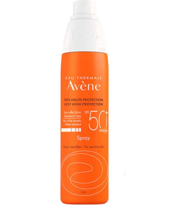 Avène Solar Spray SPF 50+, 200 ml