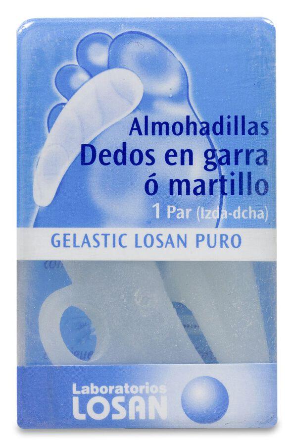 Gelastic Almohadilla para Dedos En Garra Talla M, 1 Ud