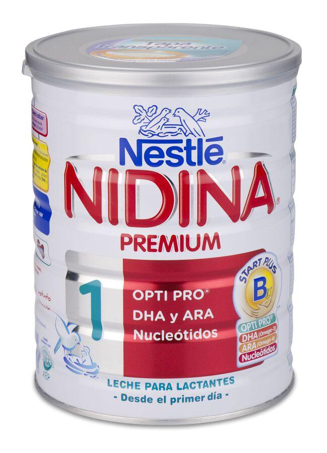 Nidina Premium 1 Leche en Polvo, 800 g