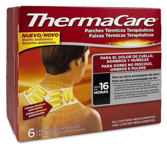 Thermacare Parche Térmico Cuello, Hombros y Muñeca