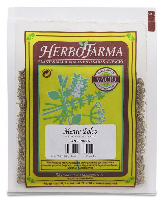 Herbofarma Menta Poleo, 30 g
