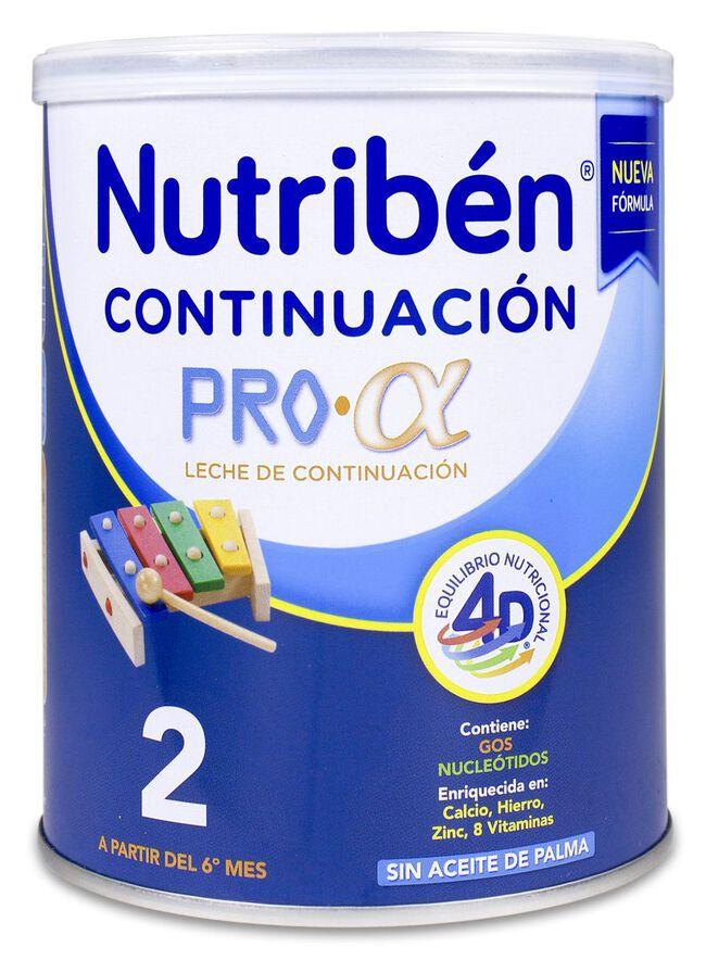 Nutribén Continuación 2, 400 g