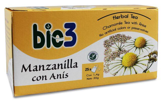 Bie3 Manzanilla con Anís, 25 Uds