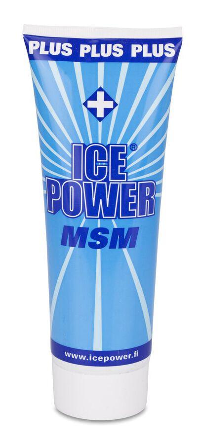 Ice Porwer Gel Frío Plus con MSM, 200 ml