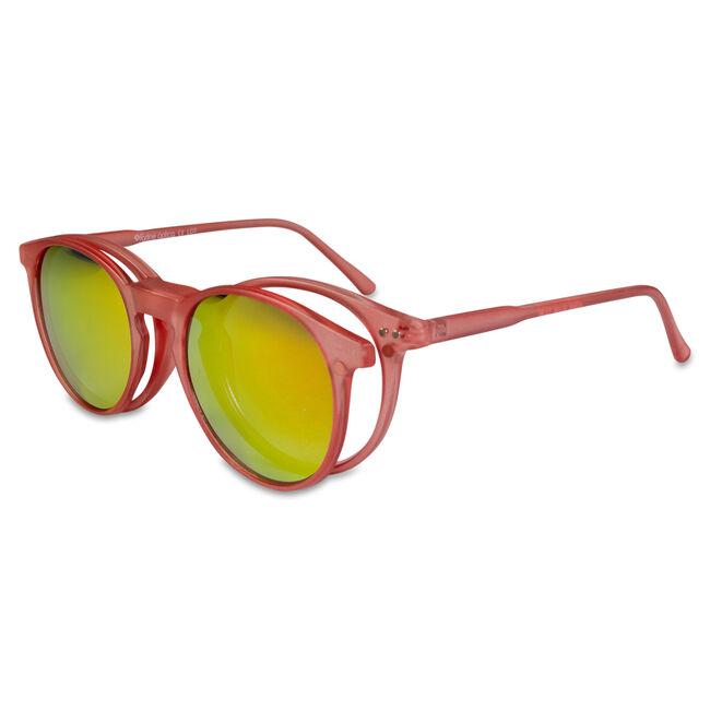 Farline Gafas De Sol Laos Rojo 2.5 Dioptrías, 1 Unidad