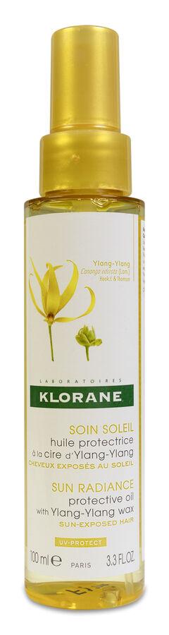 Klorane Ylang Ylang Aceite Protector, 100 ml