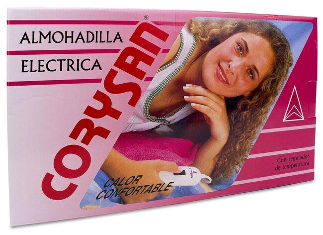 Corysan Almohadilla Eléctrica Nuca Cervical Dorsal, 1 Ud