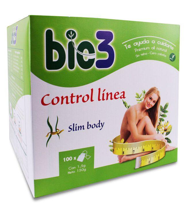 Bie3 Té Control Línea, 100 Bolsas