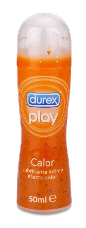 Durex Play Lubricante Efecto Calor, 50 ml