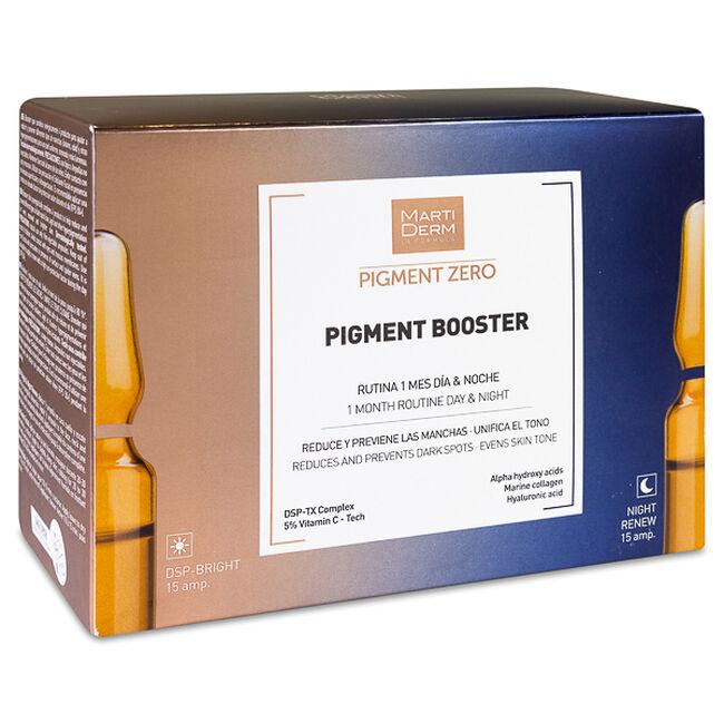 MartiDerm Pigment Booster Rutina 1 Mes