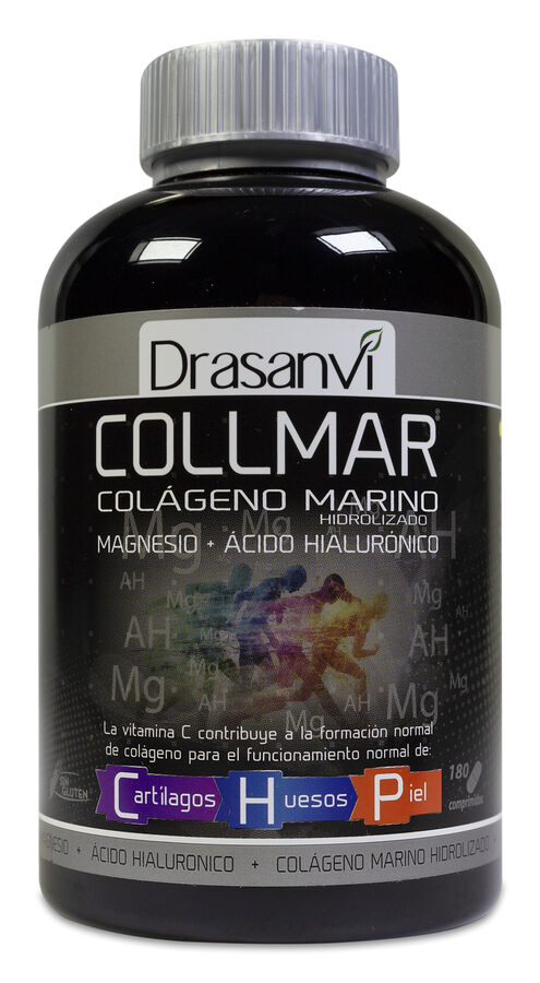 Drasanvi Collmar Colágeno Marino Hidrolizado, 180 Comprimidos