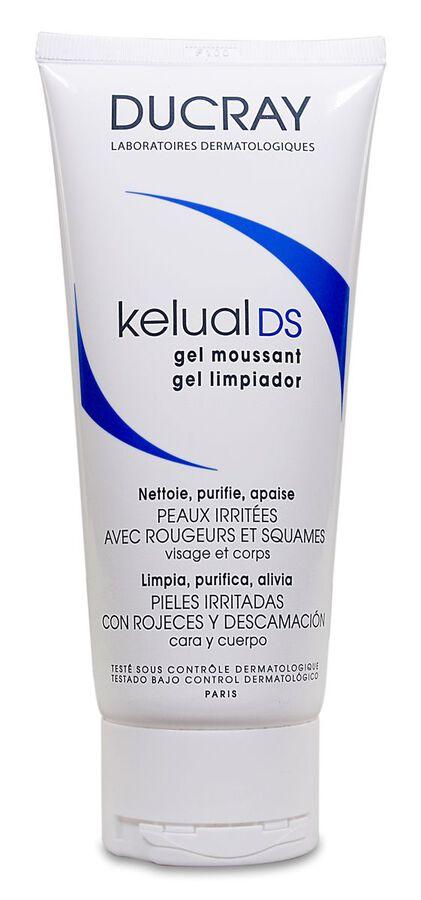 Ducray Kelual DS Gel Limpiador, 200 ml