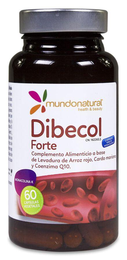 Dibecol Forte, 60 Cápsulas