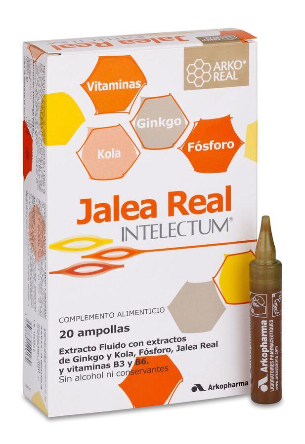 Arkopharma ArkoReal Jalea Real Intelectum, 20 Uds