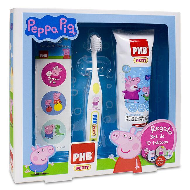 """Pack PHB Peppa Pig """"Su Primer Cepillo"""""""