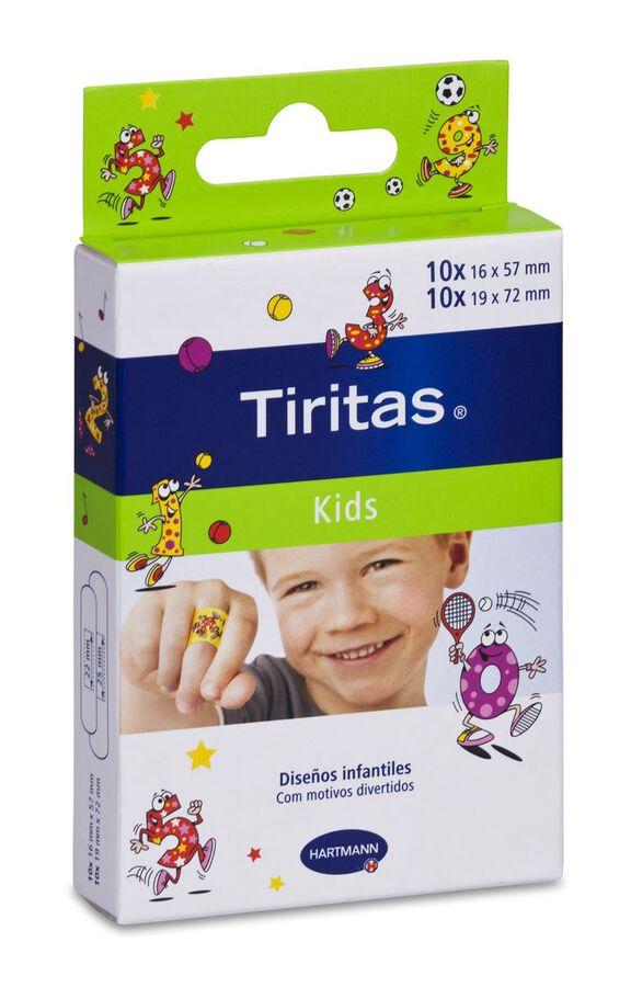 Tiritas Infantil Kids, 20 Uds