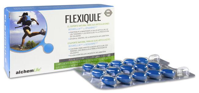 Flexiqule, 60 Cápsulas