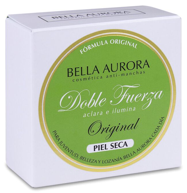 Bella Aurora Doble Fuerza Mate Piel Seca, 30 ml