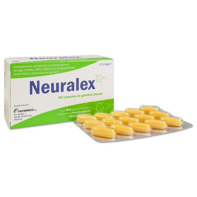 Neuralex, 60 Cápsulas image number null