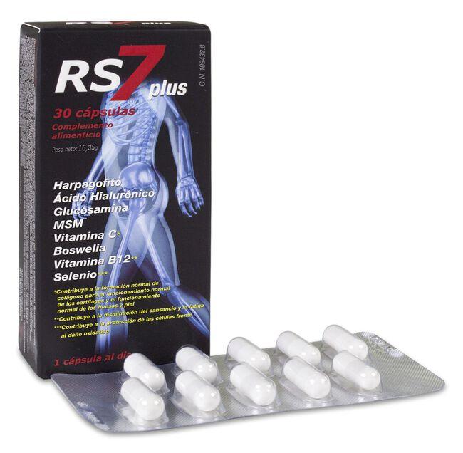 RS7 Articulaciones Plus, 30 Cápsulas