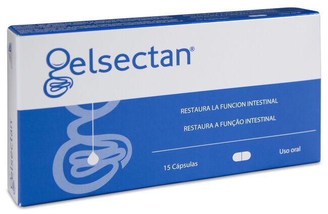 Gelsectan, 15 Cápsulas