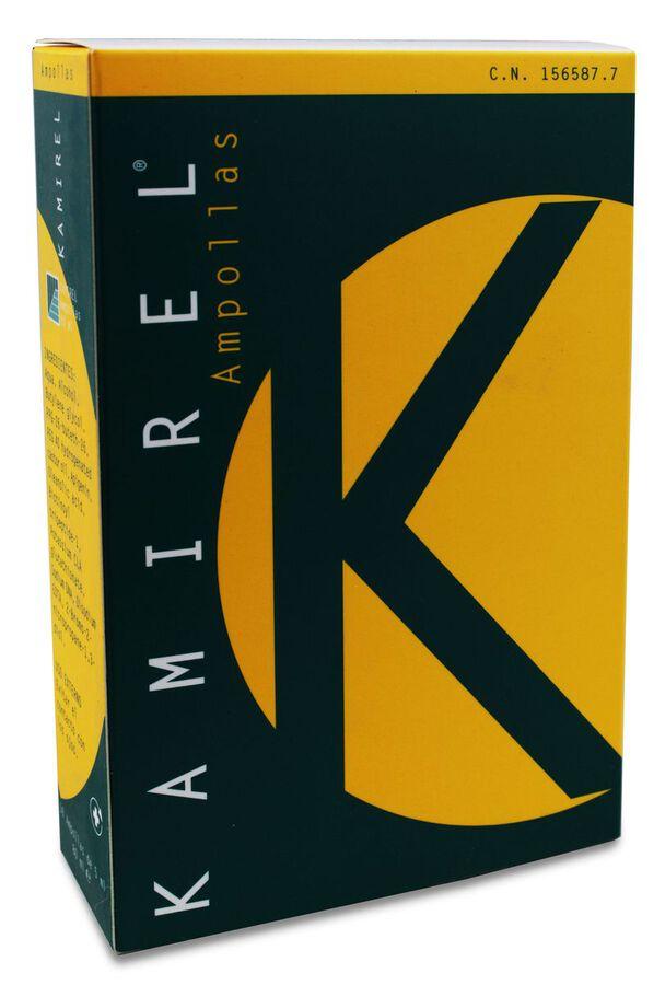 Kamirel, 5 ml, 16 Ampollas