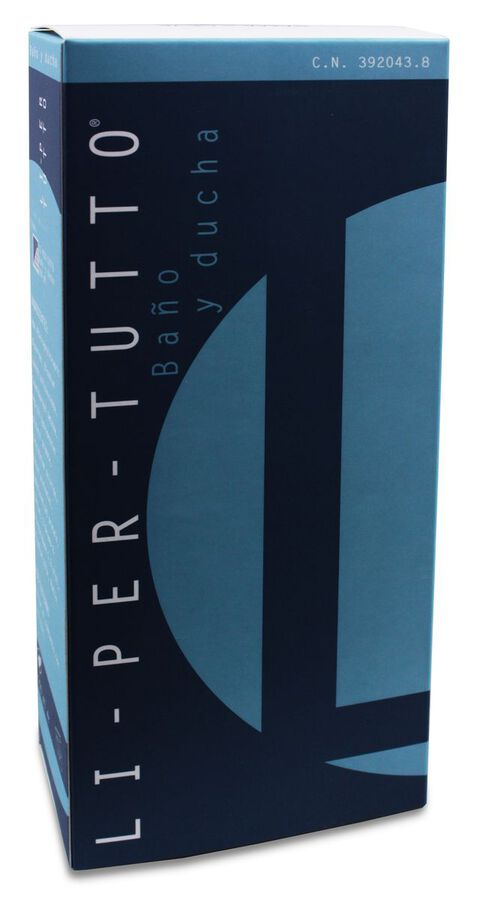 Liper Tutto Baño-Ducha, 500 ml