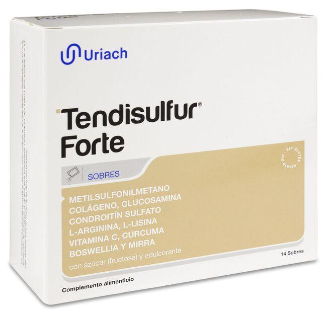 Duplo Tendisulfur Forte, 28 Sobres