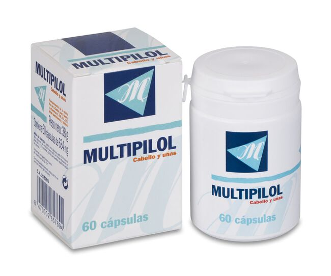 Multipilol, 60 Uds