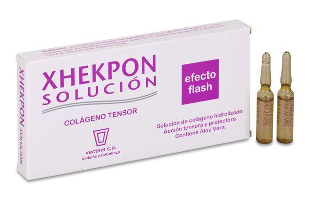 Xhekpon Solución Cutánea, 10 Ampollas