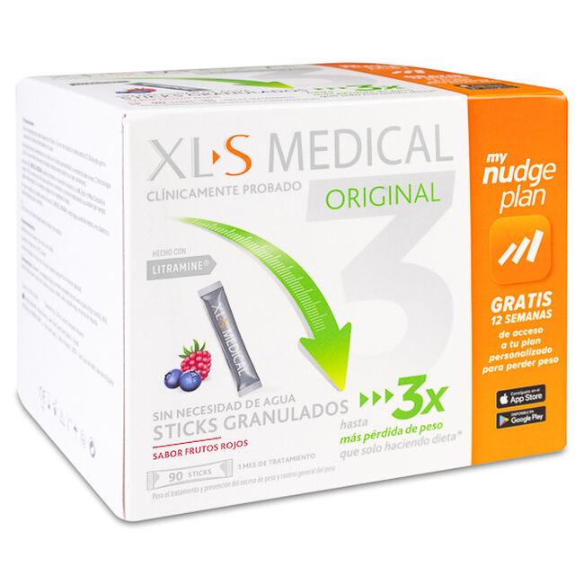 XLS Medical Captagrasas Original, 90 Sticks