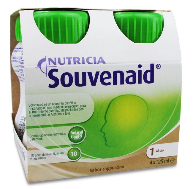Nutricia Souvenaid Capuchino, 32 x 125 ml