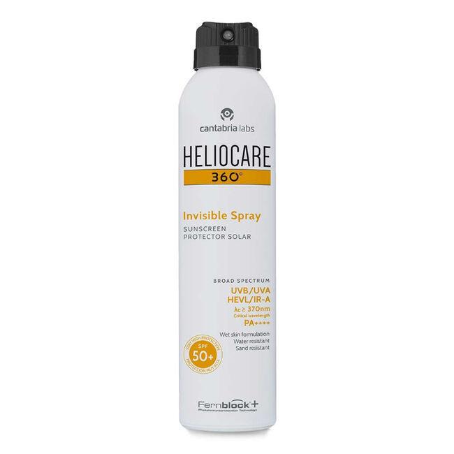 Heliocare 360º Invisible Spray SPF 50+, 200 ml
