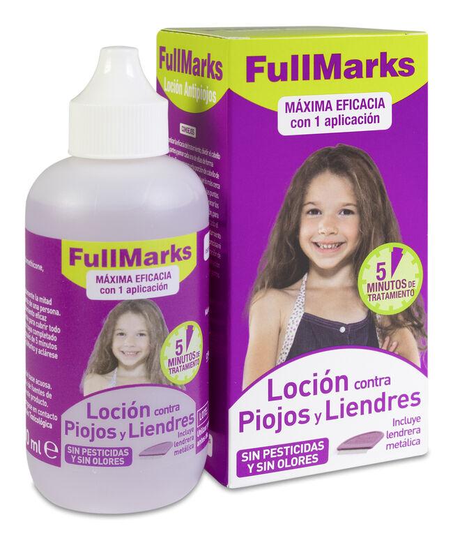 FullMarks Loción Pediculicida, 100 ml