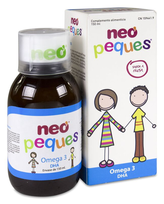 Neo Peques Omega 3, 150 ml