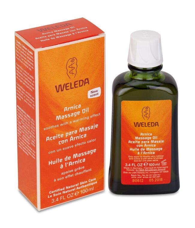 Weleda Aceite para Masaje con Árnica, 100 ml