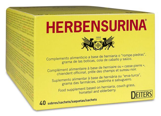 Herbensurina, 40 Uds