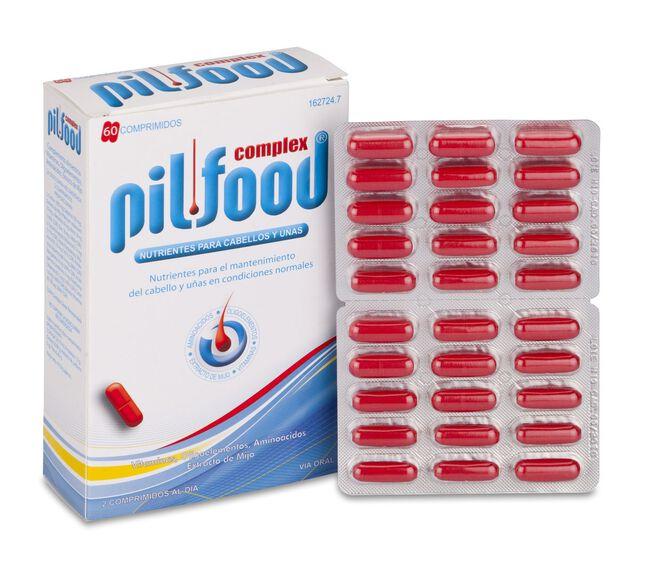 Pilfood Complex Energy Hair, 60 Cápsulas