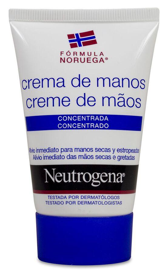 Neutrogena Crema Manos Concentrada, 50 ml