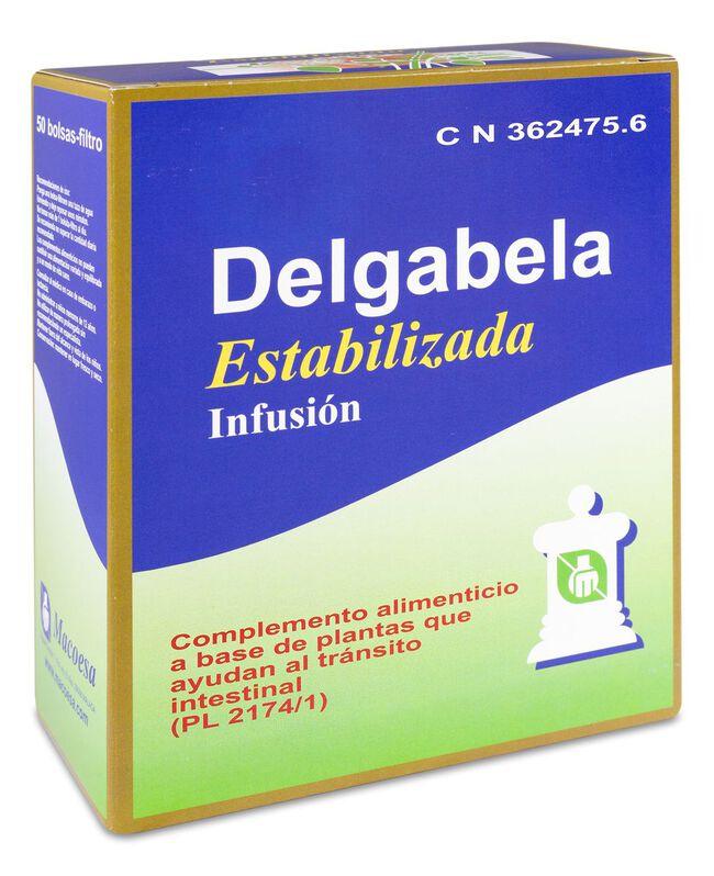 Delgabela Estabilizada Infusión, 50 Uds