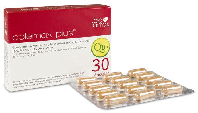 Biofarmax Colemax Plus, 30 Cápsulas