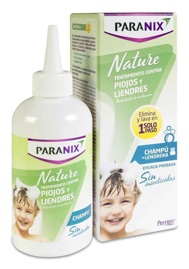 Paranix Nature Champú, 200 ml