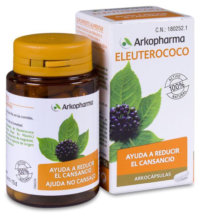 Arkopharma Arkocápsulas Eleuterococo