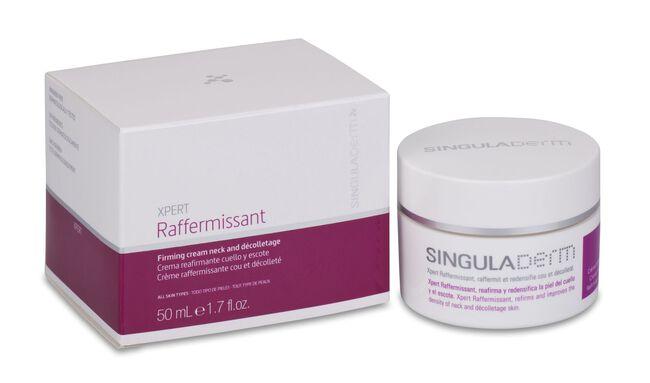 Singuladerm Xpert Raffermissant Reafirmante Cuello Crema, 50 ml