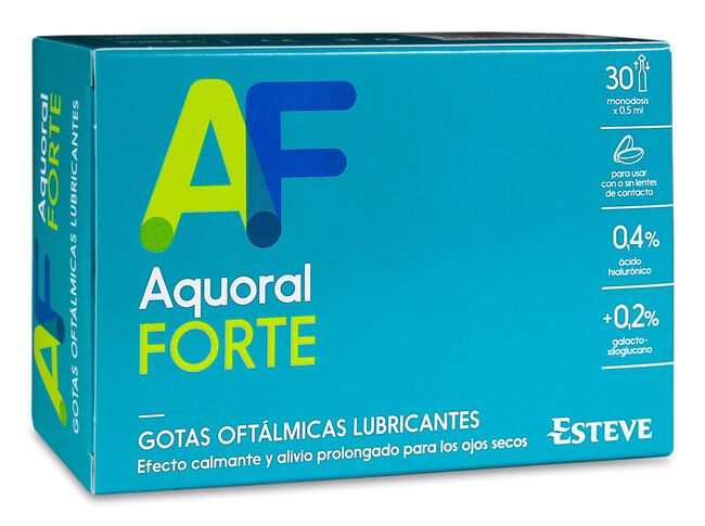 Aquoral Forte, 30 Uds image number null